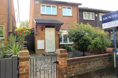 3 bedroom end of terrace house to rent - Haldene Road, Thamesmead, SE289JX
