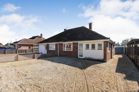 3 bedroom semi-detached bungalow for sale - Gowing Road, Hellesdon