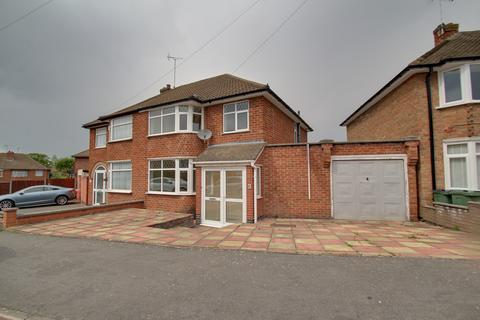 3 bedroom semi-detached house for sale - Castleford Road, Leicester
