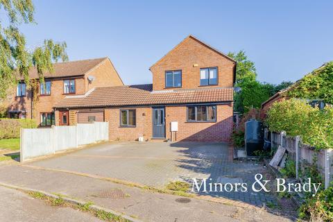 4 bedroom link detached house for sale - Highfield Close, Foulsham