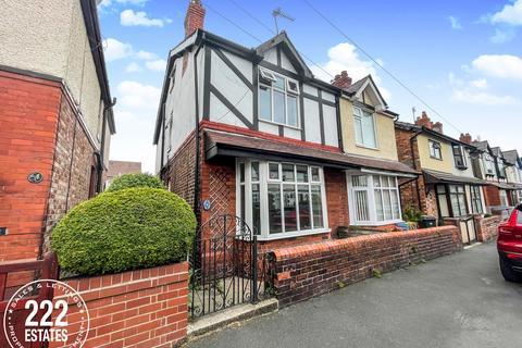 3 bedroom semi-detached house to rent - Rhodes Street, Warrington, WA2