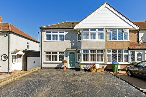4 bedroom end of terrace house for sale - Harcourt Avenue, Sidcup, DA15