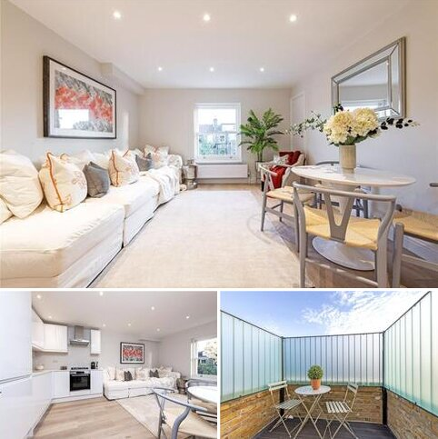 2 bedroom apartment for sale - Ferndale Road, London, SW4