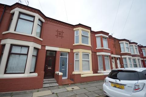 3 bedroom terraced house to rent - Eccleston Road, Liverpool
