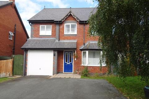 4 bedroom detached house for sale - Heatherwood, Forden, Welshpool, SY21 8LQ