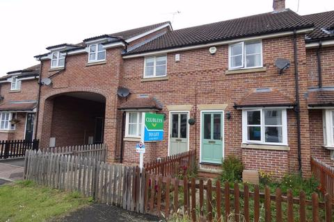 2 bedroom terraced house to rent - Vicarage Mews, Brough