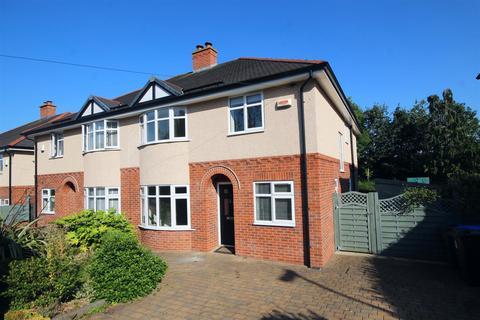 4 bedroom semi-detached house to rent - Greystones Grange Road, Sheffield
