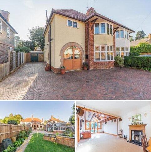 3 bedroom semi-detached house for sale - Victoria Avenue, Market Harborough