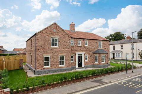 4 bedroom detached house for sale - Dove Gardens, Howden, Goole