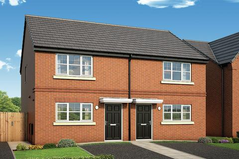 2 bedroom house for sale - Plot 103, The Haxby at Willow Park, Middleton, Borrowdale Road, Middleton M24