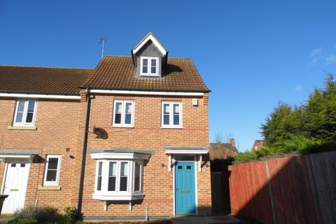 3 bedroom end of terrace house to rent - Hardwicke Close, Grantham, NG31