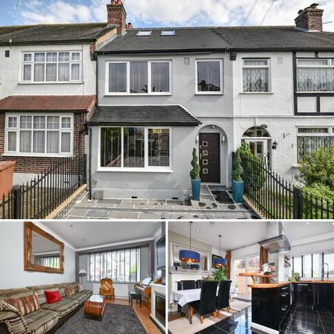 4 bedroom terraced house for sale - Priestfield Road, Forest Hill