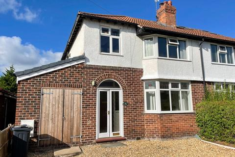 3 bedroom semi-detached house for sale - Elmwood Avenue, Hoole, Chester, Cheshire