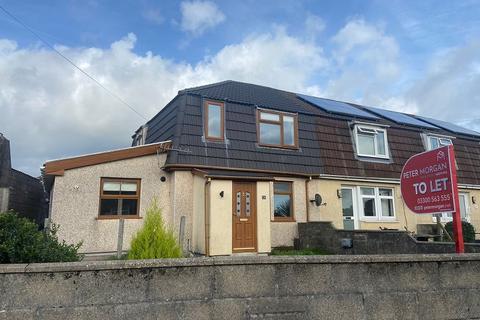 4 bedroom semi-detached house to rent - Bron Y Waun, Garth, Bridgend County Borough. CF34 0HX