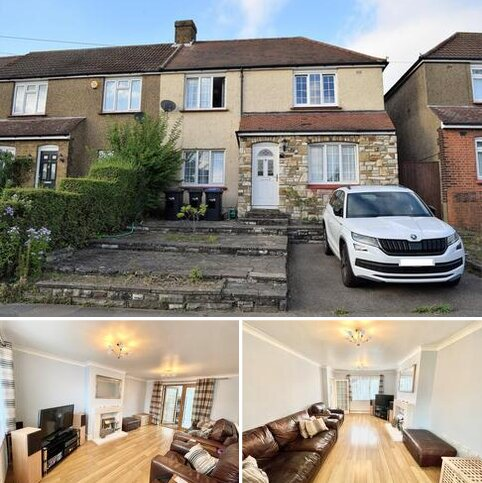 3 bedroom end of terrace house to rent - The Fairway , Cockfosters, London N14