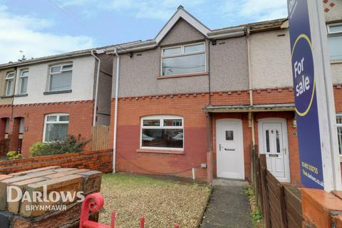 2 bedroom end of terrace house for sale - Fitzroy Avenue, Ebbw Vale