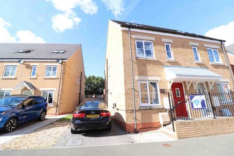 3 bedroom semi-detached house to rent - Beauchamp Walk,  Swansea, SA4