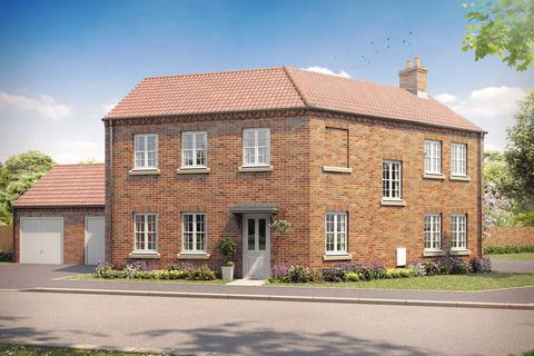 4 bedroom end of terrace house for sale - Plot 99, The Coxwold at Germany Beck, Bishopdale Way YO19