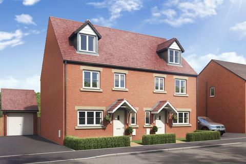 4 bedroom semi-detached house for sale - Plot 197, The Leicester at Scholars Green, Boughton Green Road NN2