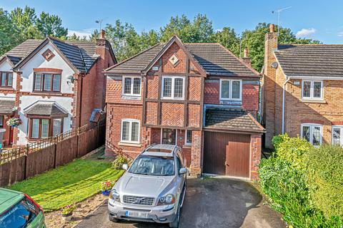 4 bedroom detached house for sale - Redacre Close, Dutton, Warrington, Cheshire