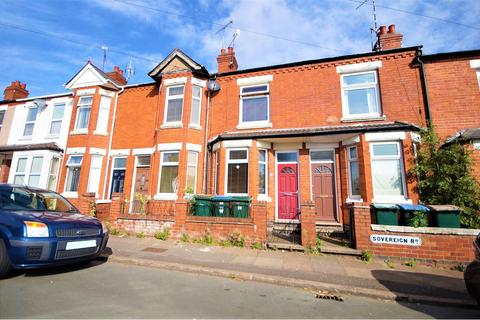 3 bedroom terraced house to rent - Sovereign Road, Coventry, CV5 6LU