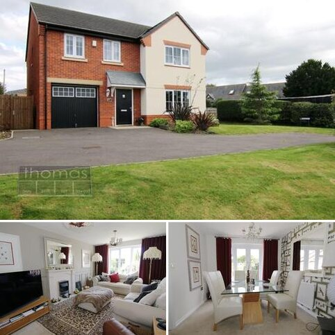 4 bedroom detached house for sale - Shearwater Road, Farndon, Chester, CH3