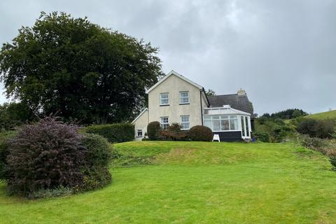 5 bedroom property with land for sale - Talley, Llandeilo, SA19