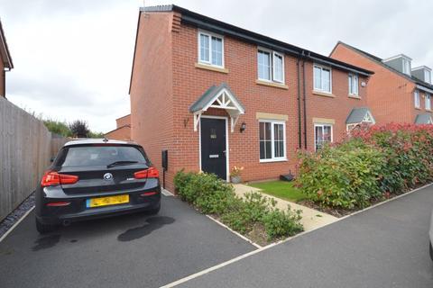3 bedroom semi-detached house for sale - St. Aidans Drive, Widnes