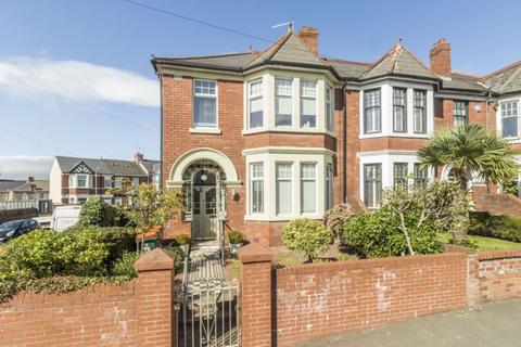 3 bedroom end of terrace house for sale - St. Julians Avenue, Newport - REF#00015761