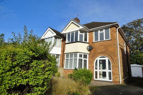 3 bedroom semi-detached house to rent - Pickwick Grove, Moseley.