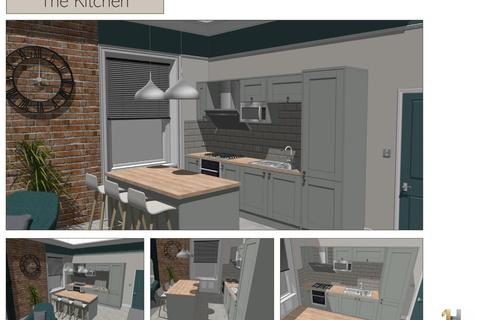 2 bedroom flat for sale - Carlton House, Sandy Walk, Wakefield