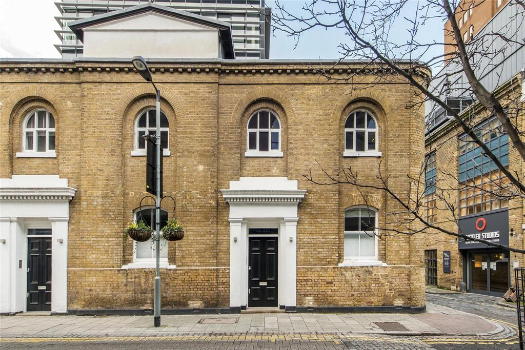 4 Bedrooms Maisonette Flat for sale in Pepys House, The Bear Pit, SE1