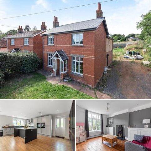 4 bedroom detached house for sale - Ashley Road, Uffculme