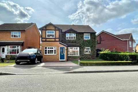 5 bedroom detached house for sale - Peppercorn Way, East Hunsbury, Northampton, NN4