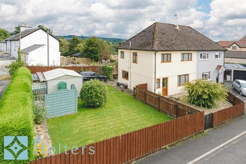 4 bedroom semi-detached house for sale - Leighton Close, Llanwrtyd Wells