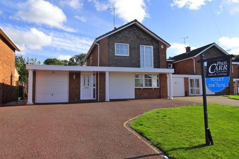 3 bedroom detached house to rent - Fallowfield Road, Daisy Bank, Walsall