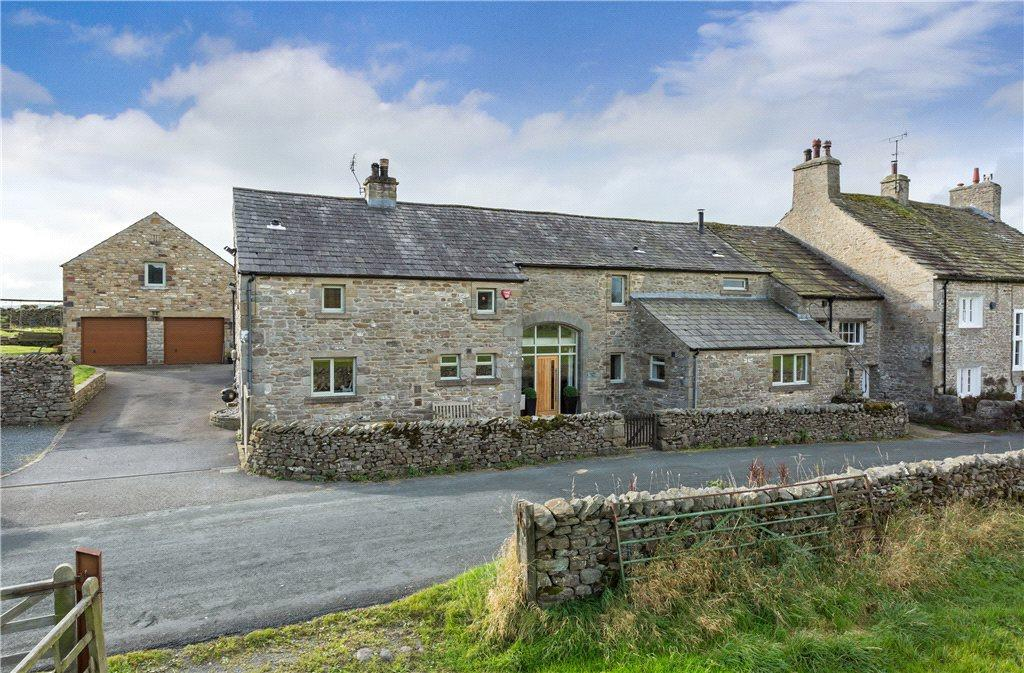 4 Bedrooms Unique Property for sale in Swawbeck Barn, Giggleswick, Settle, North Yorkshire