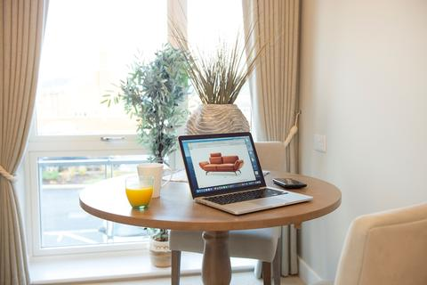 1 bedroom retirement property for sale - Property65, at Gilbert Place Lowry Way SN3