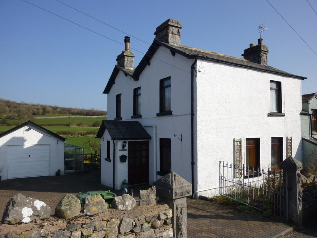 4 Bedrooms Cottage House for sale in Yew Tree House, The Square, Allithwaite