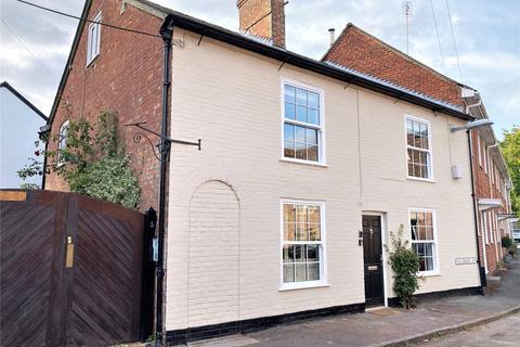 4 bedroom end of terrace house for sale - Salisbury Street, Cranborne, Wimborne, BH21