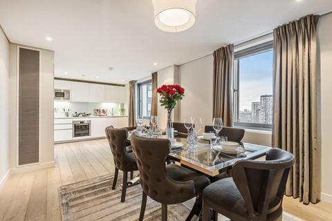 3 bedroom flat to rent - Merchant Square East, Paddington, London, W2