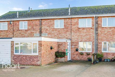 4 bedroom terraced house for sale - Barley Way, Thetford