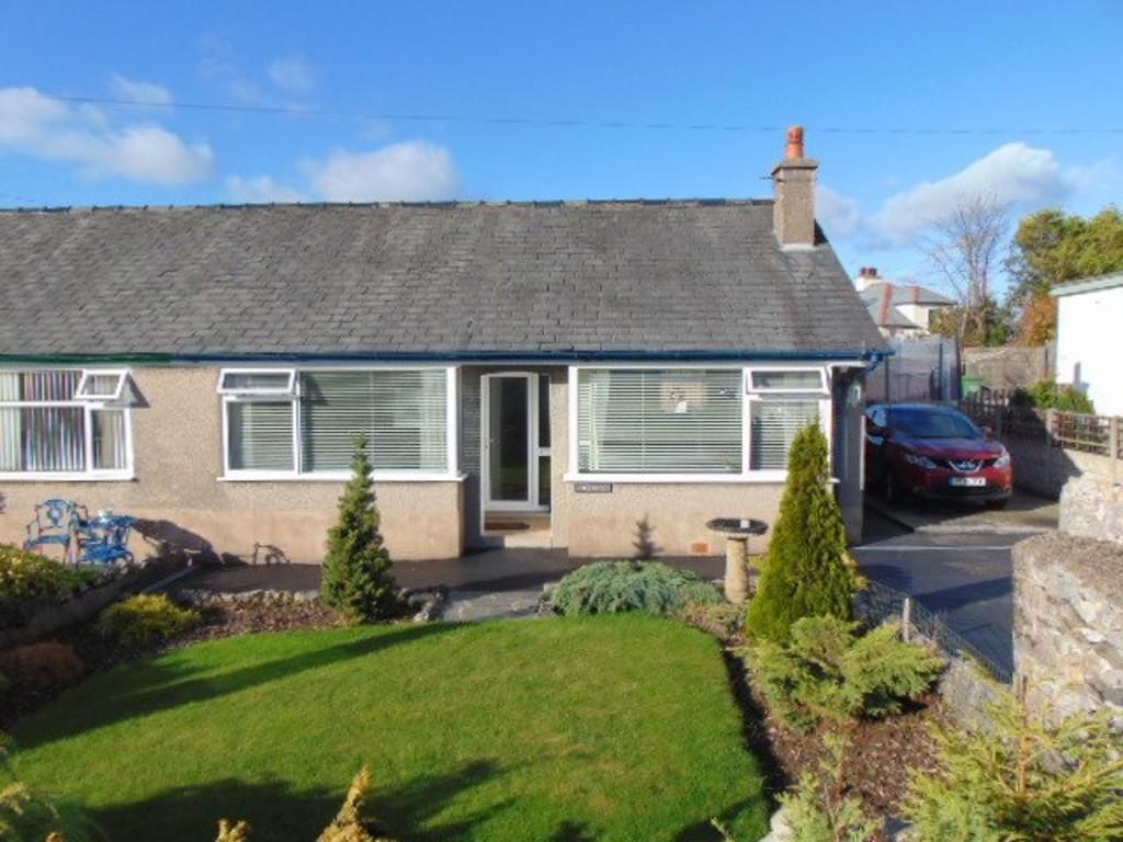 2 Bedrooms Semi Detached Bungalow for sale in Fieldside, Allithwaite, Grange-Over-Sands