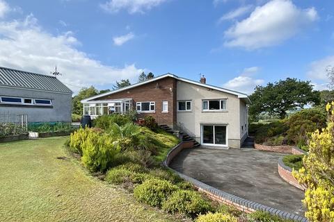 4 bedroom detached house for sale - Llangadog Road, Llandovery, Carmarthenshire.