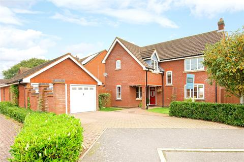 4 bedroom detached house for sale - Kitelee Close, Hanslope, Milton Keynes, Buckinghamshire, MK19
