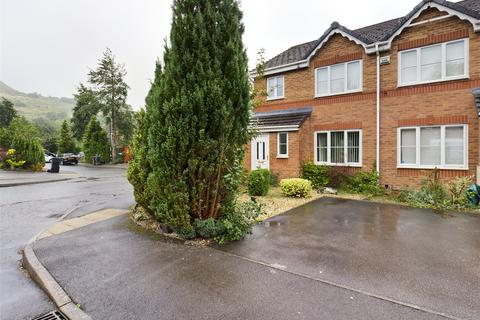 3 bedroom end of terrace house for sale - Victoria Avenue, Victoria, Ebbw Vale, Gwent, NP23