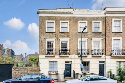 4 bedroom end of terrace house for sale - Greenland Road, Camden, London, NW1