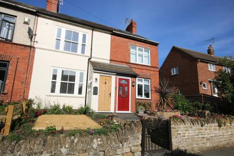 3 bedroom terraced house for sale - Red Lion Street, Stathern