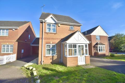 3 bedroom detached house for sale - Gavin Close, Thorpe Astley, Leicester