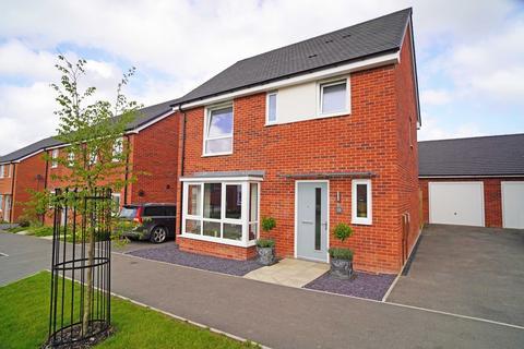 3 bedroom detached house for sale - Kings Grove, Lighthorne Heath